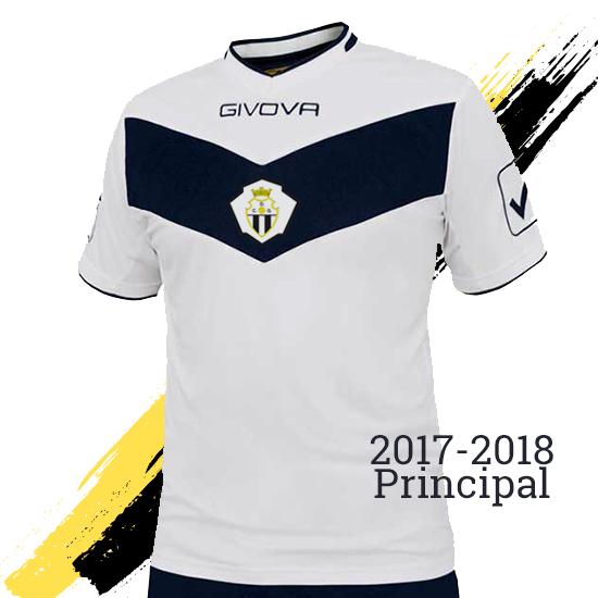 2d35b0be0 Camisola Principal 2017-2018 – CDGraça